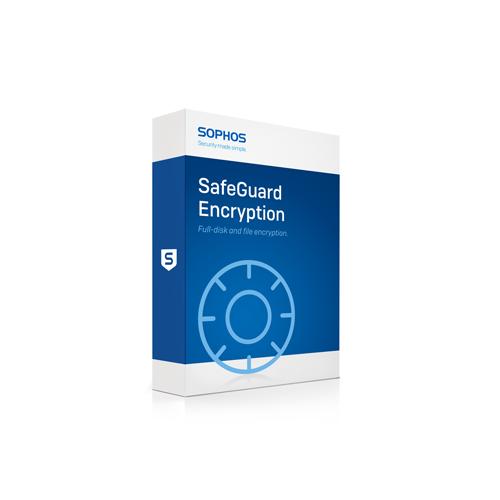 Sophos-SafeGuard-Encryption