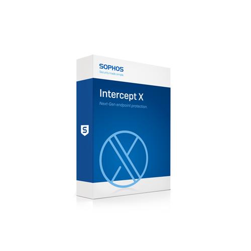 Sophos-Intercept-X-EDR